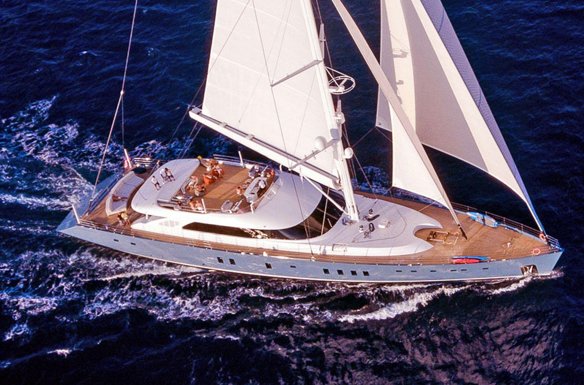 Rent a Sailing Yacht