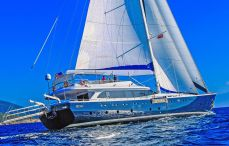 Rent a yacht in Turkey